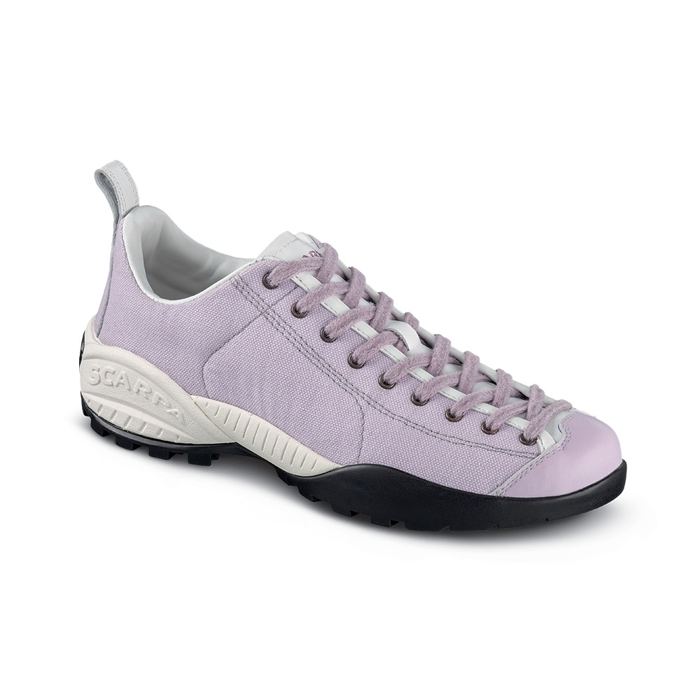 MOJITO CANVAS SW   -   Stone-Washed Canvas Mojito   -   Lilac-White