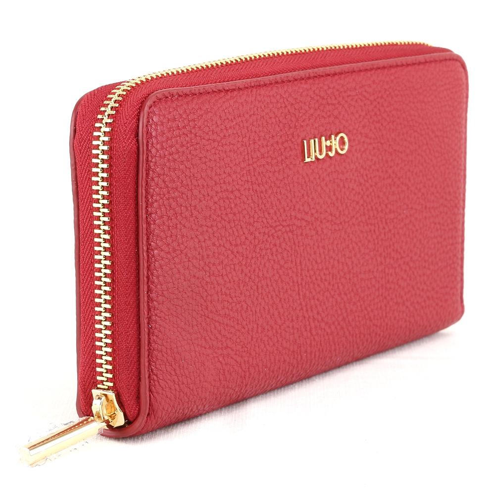 Woman wallet Liu Jo MANHATTAN A69174 E0031 BEAUTY RED