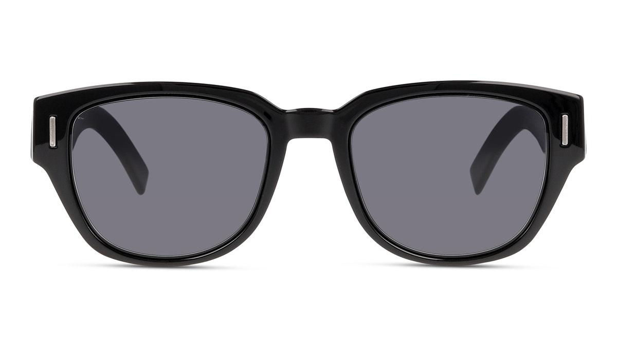 Christian Dior - Occhiale da Sole Uomo, DIOR FRACTION3, Black/Grey  807/2K  C50
