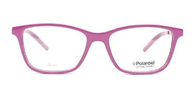 Polaroid - Occhiale da Vista Girl, Violet  PLD  D805  HSO  C49