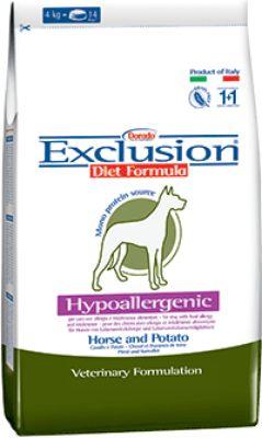 Exclusion Diet Hypoallergenic Medium/Large Breed Cavallo e Patate