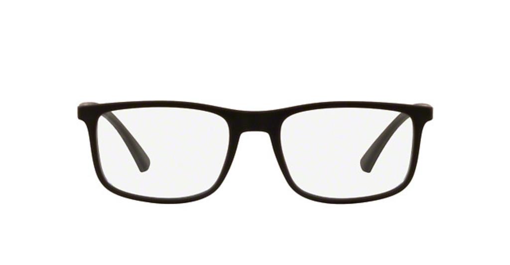Emporio Armani - Occhiale da Vista Uomo, Matte Grey  EA3135  5693  C55