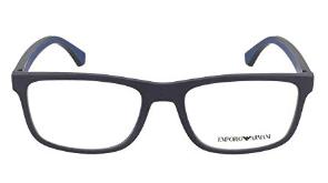Emporio Armani - Occhiale da Vista Uomo, Blue  EA3147  5754  C53