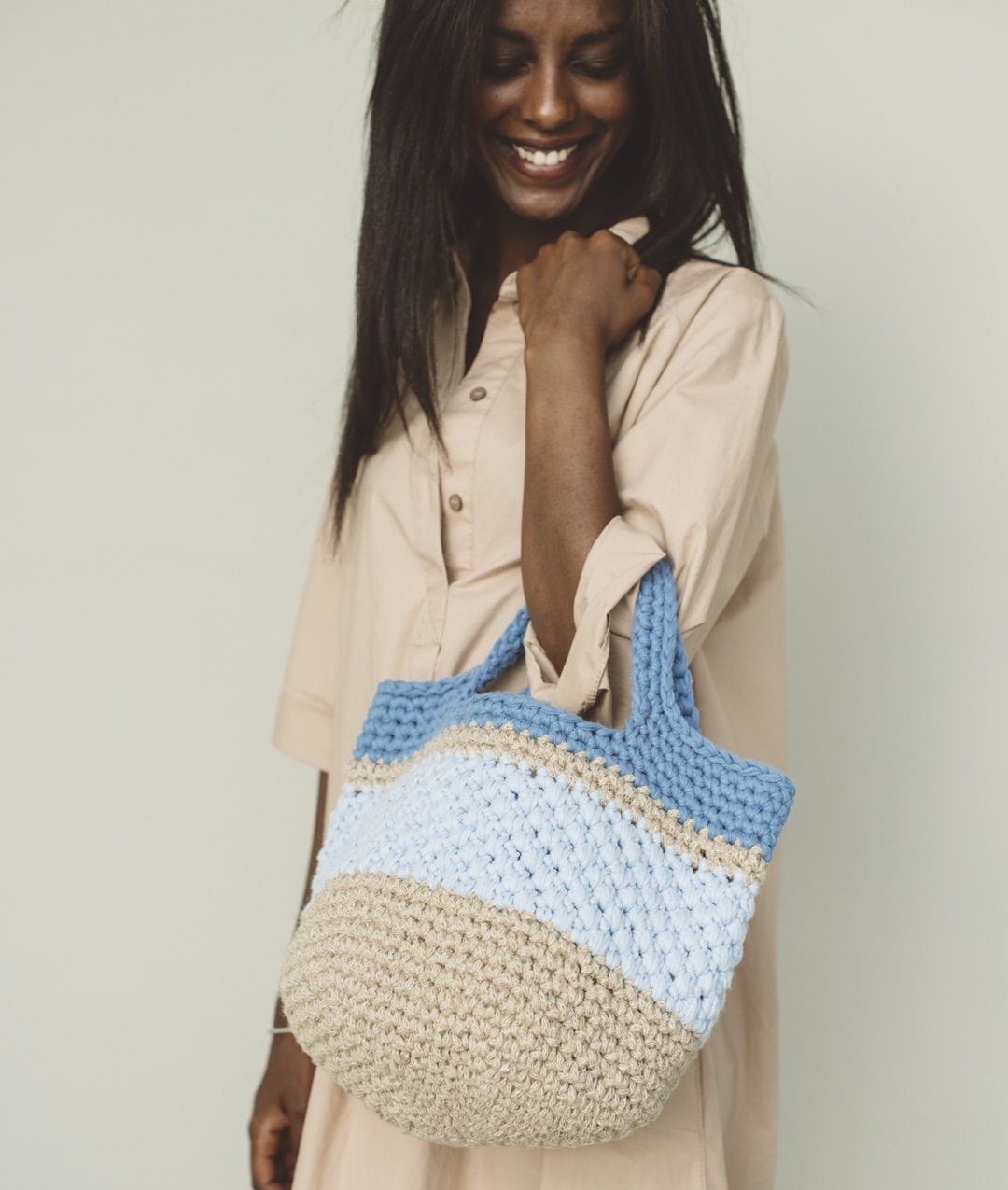 New In - Jute - GAELLE BAG - 1