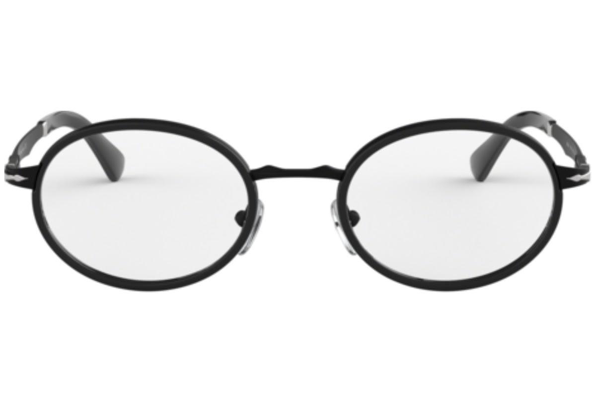 Persol - Occhiale da Vista Donna, SARTORIA, Black  PO2452V  1078  C50