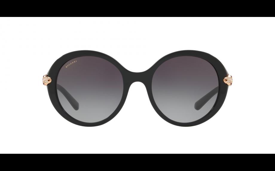 Bulgari - Occhiale da Sole Donna, Black/Smoke Shaded  BV8204-5412/8G  C54