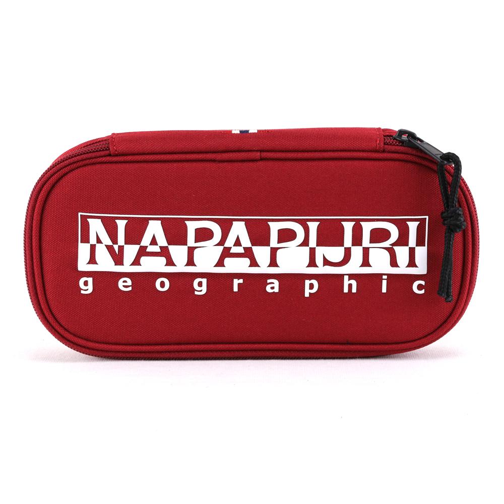 Nécessaire Napapijri HAPPY PEN ORGANIZER N0YID4 R01 RED SCARLET