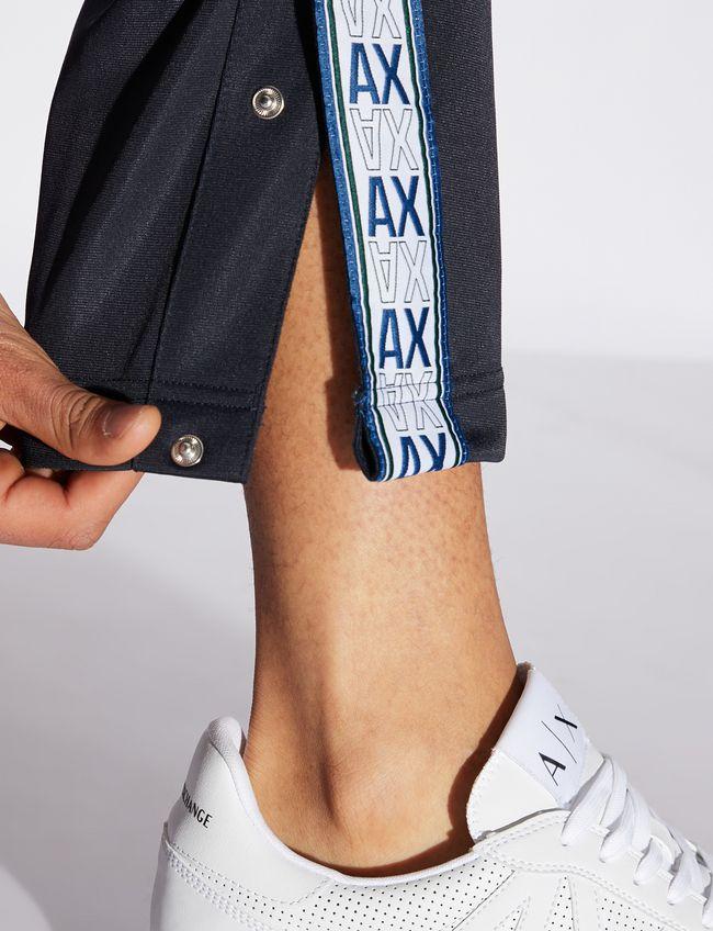 Pantaloni uomo ARMANI EXCHANGE CON LOGO TAPE