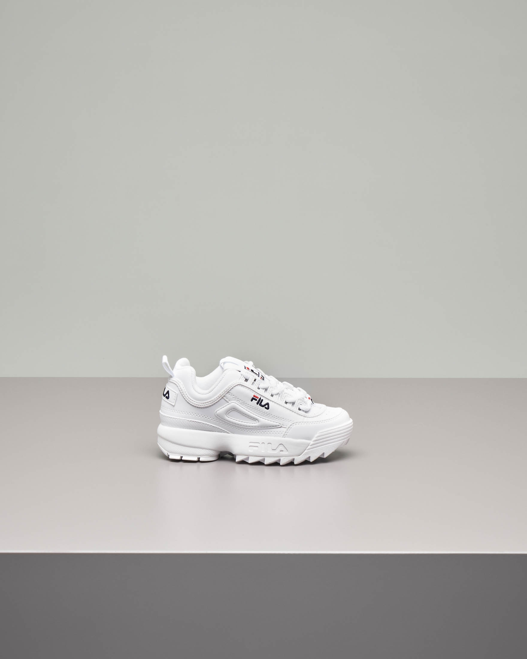 Sneakers Disruptor bianche 30-35