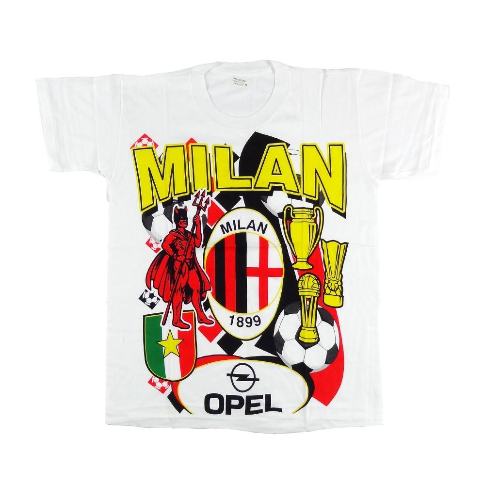 1996 Ac Milan T-Shirt *Nuova S/M/XL