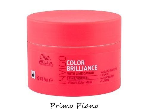 Wella Invigo Mask Color Brilliance Fini/Normali 150ml