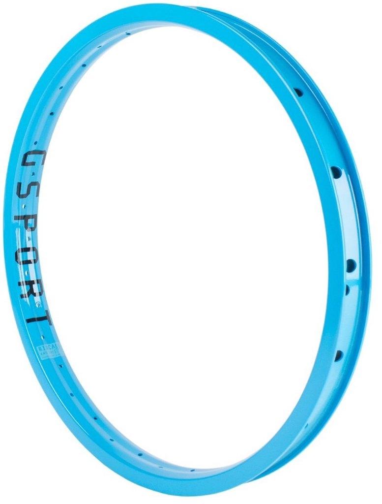 G-sport Ribcage Cerchio Bmx  | Colore Ciano