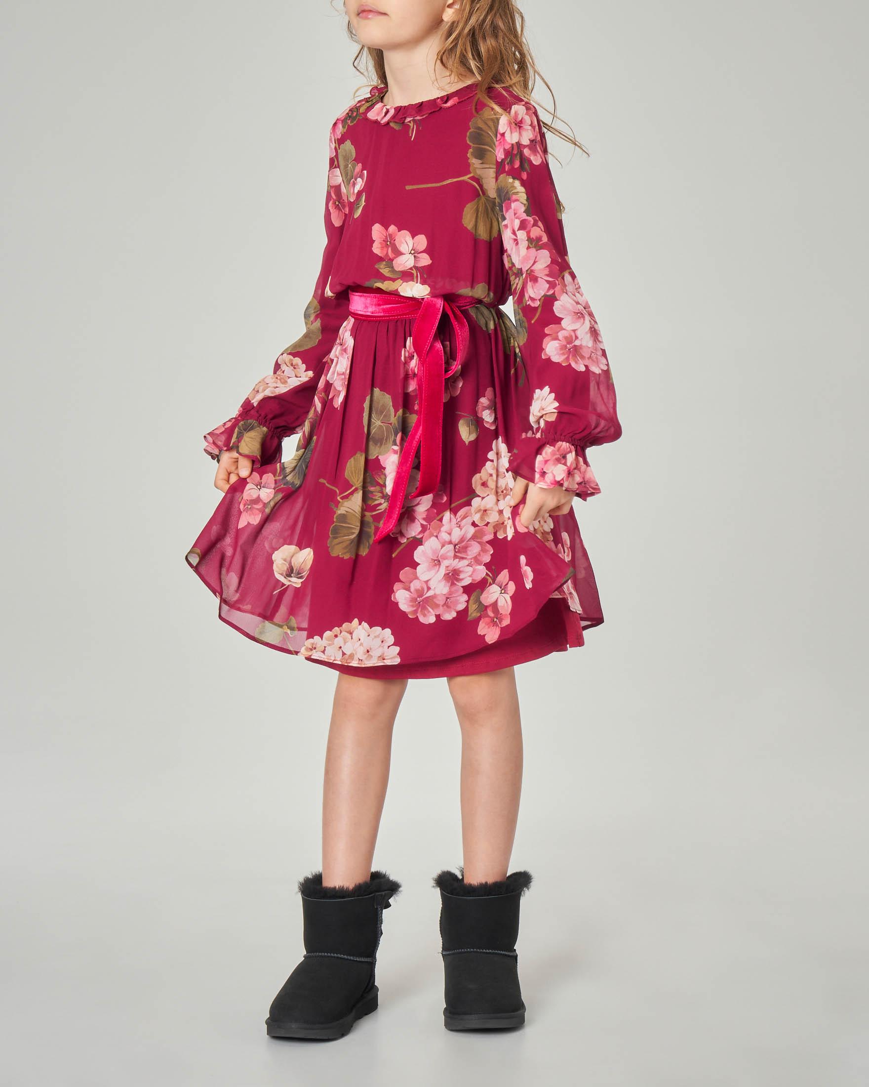 migliore selezione di ricco e magnifico vendita online Cintura rossa a fusciacca in tessuto effetto velluto | Pellizzari E-commerce