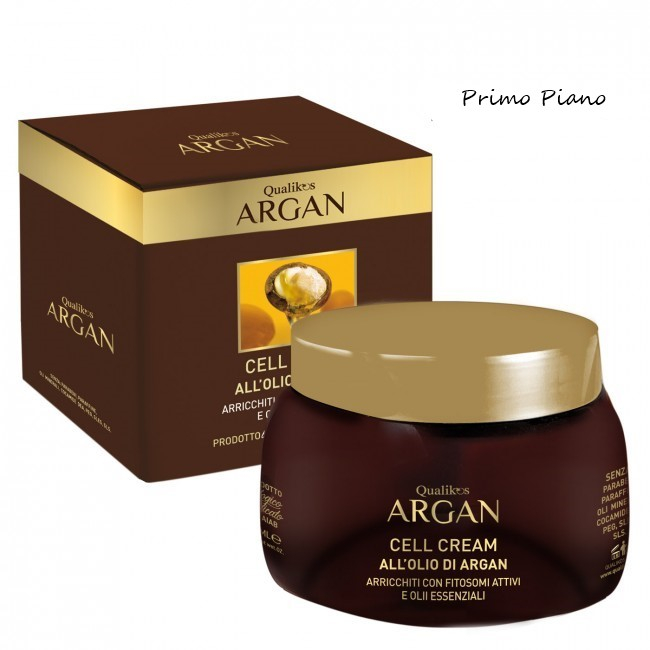Cell Cream all'Olio di Argan 300 ml