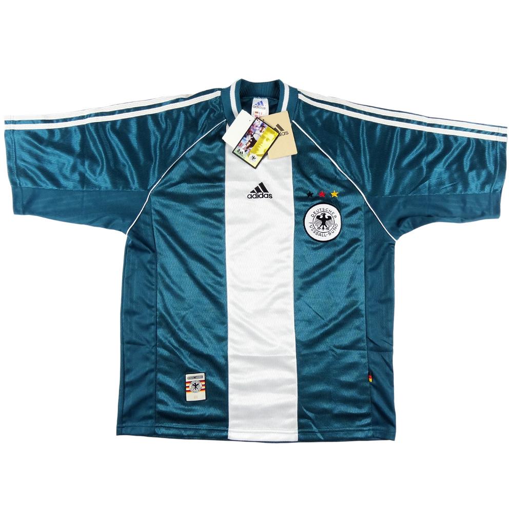 1998-00 GERMANIA MAGLIA AWAY M *NUOVA