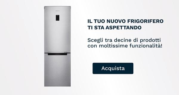 Il tuo nuovo figorifero ti sta aspettando! Compra online frigoriferi, congelatori, cantinette
