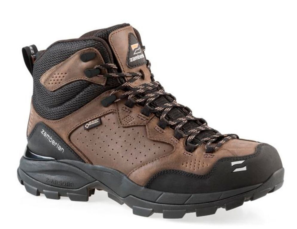 252 YEREN GTX RR   -   Bottes  Hiking     -   Brown