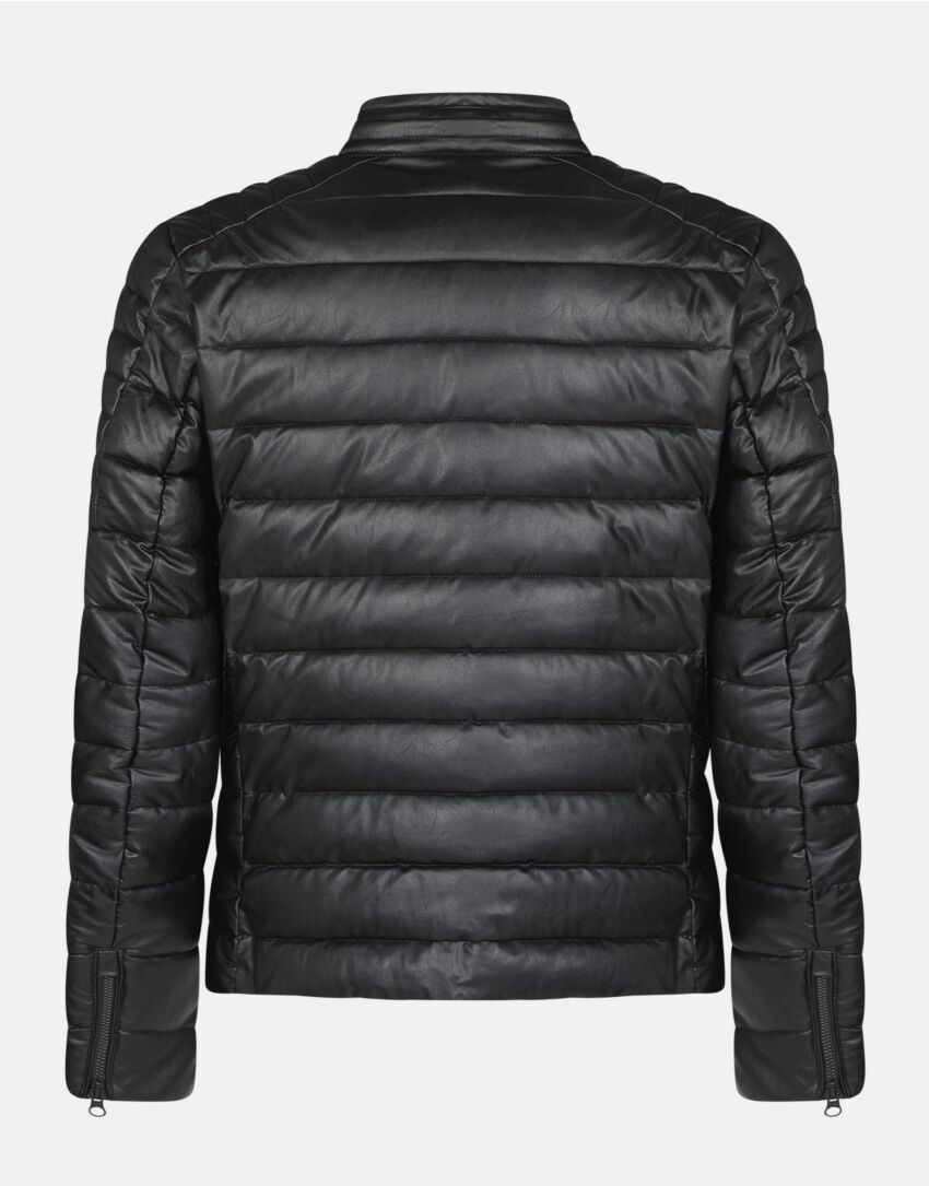 Giubbotto uomo SAVE THE DUCK SKIN9 eco-pelle