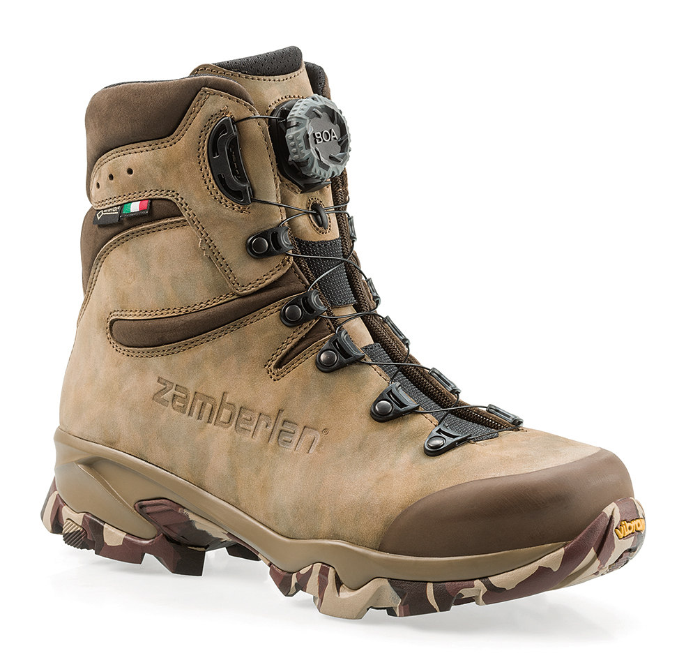 4014 LYNX MID GTX RR BOA - Bottes Chasse - Camouflage