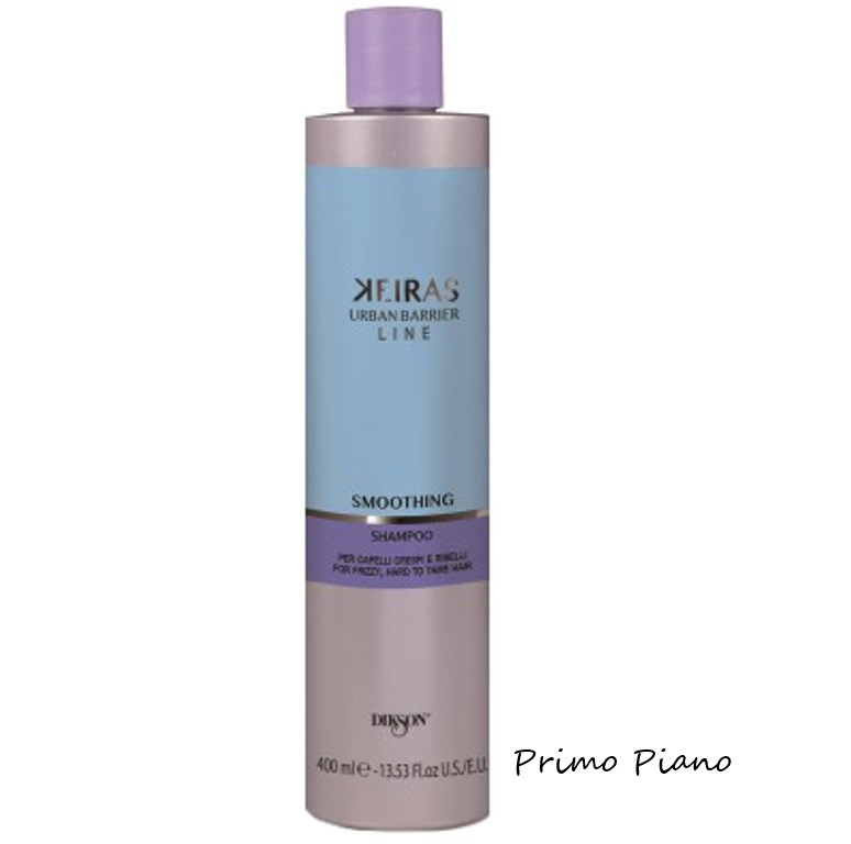 Keiras Urban Barrier Shampoo smoothing
