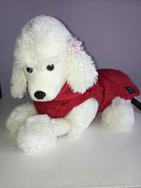 Impermeabile imbottito Fashion Dog