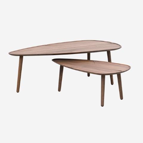 Tavolino da caffè in legno Malin