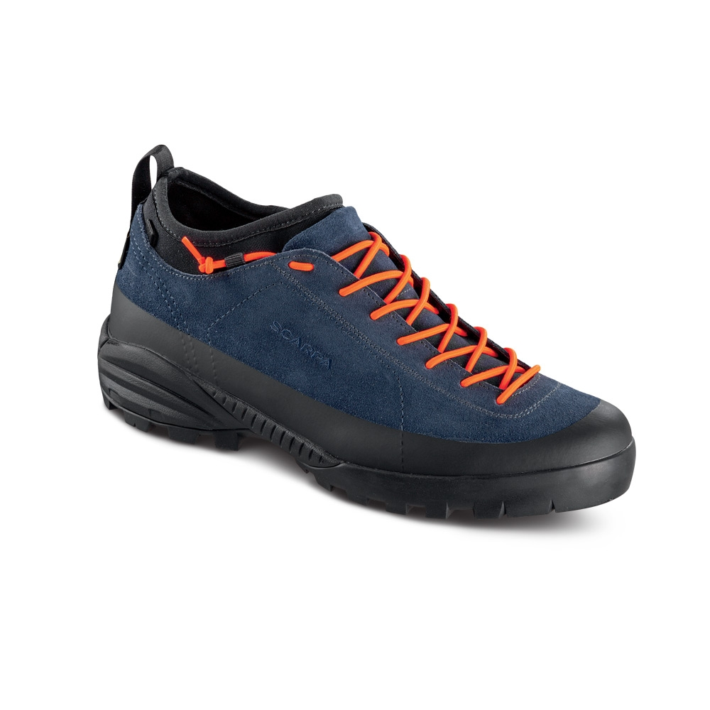 HARAKA GTX   -   Quick, fast and comfortable is the fit of this revolutionary shoes   -   Blue Cosmo