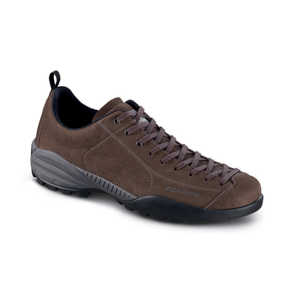 MOJITO URBAN   -   Comfortable for everyday wear   -   Charcoal (Nubuck)