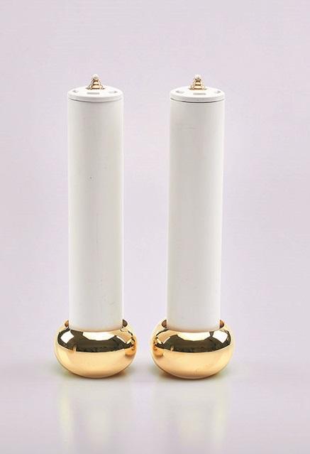 Coppia candelieri completi Ø 8