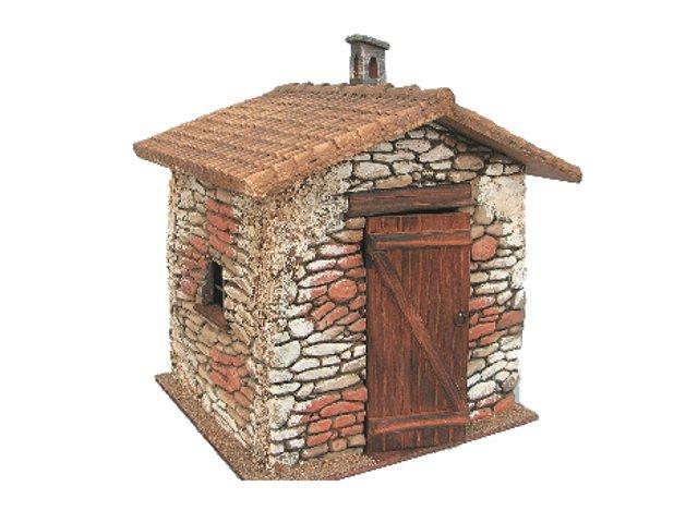 Casa in pietra media