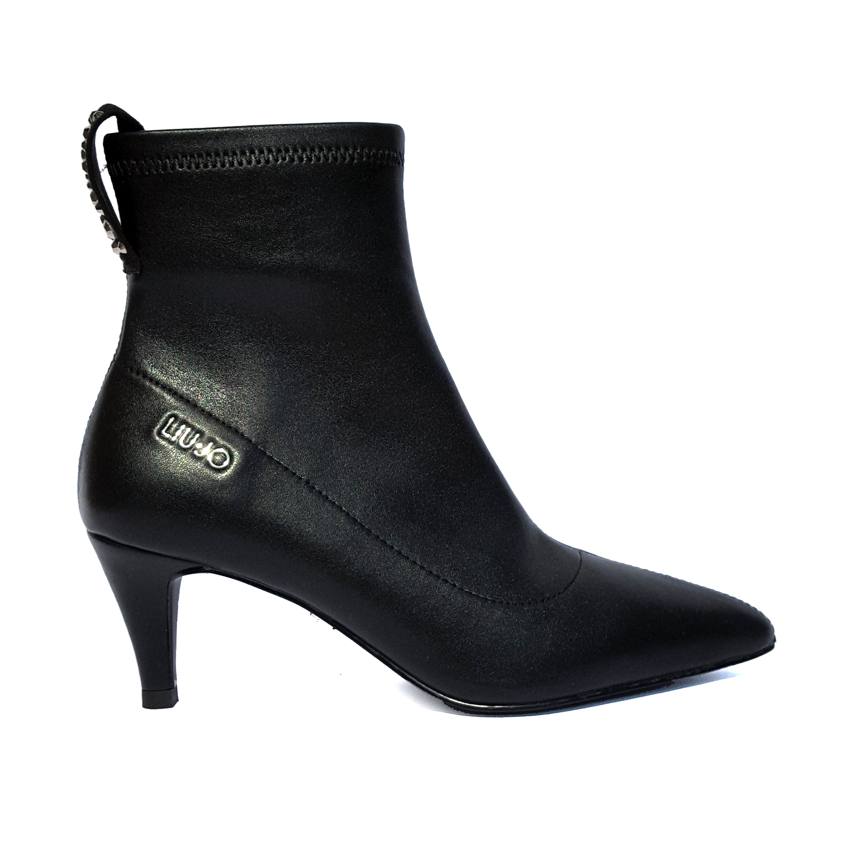 Stivaletto stretch nero Liu Jo