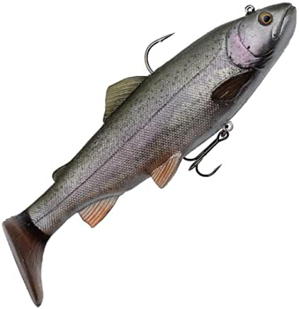 Savage Gear - 4D Rattle Trout Shad