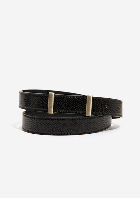 Cintura Serpente stampato Nalì