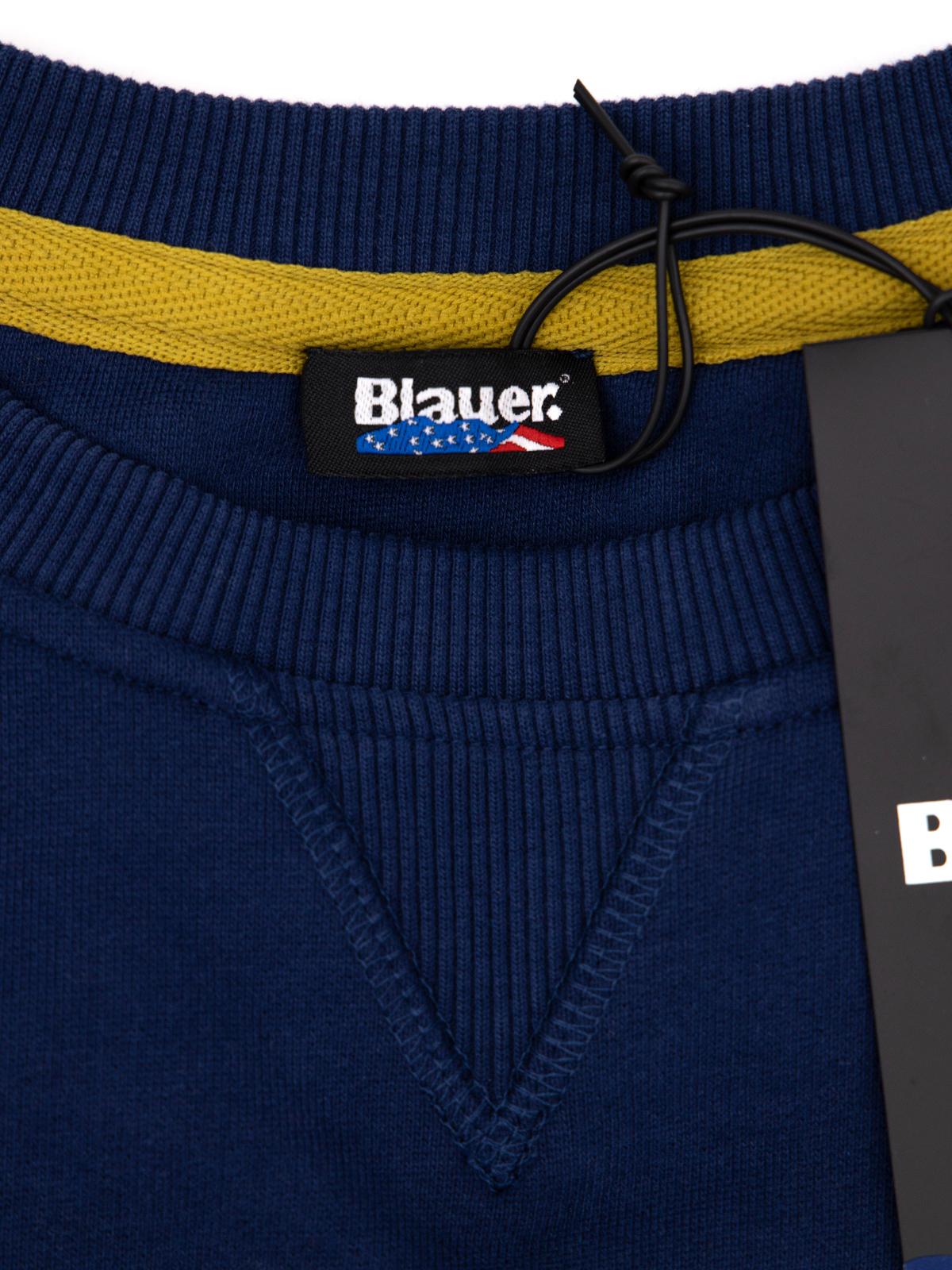 Blauer Felpa 19WBLUF03226 005569