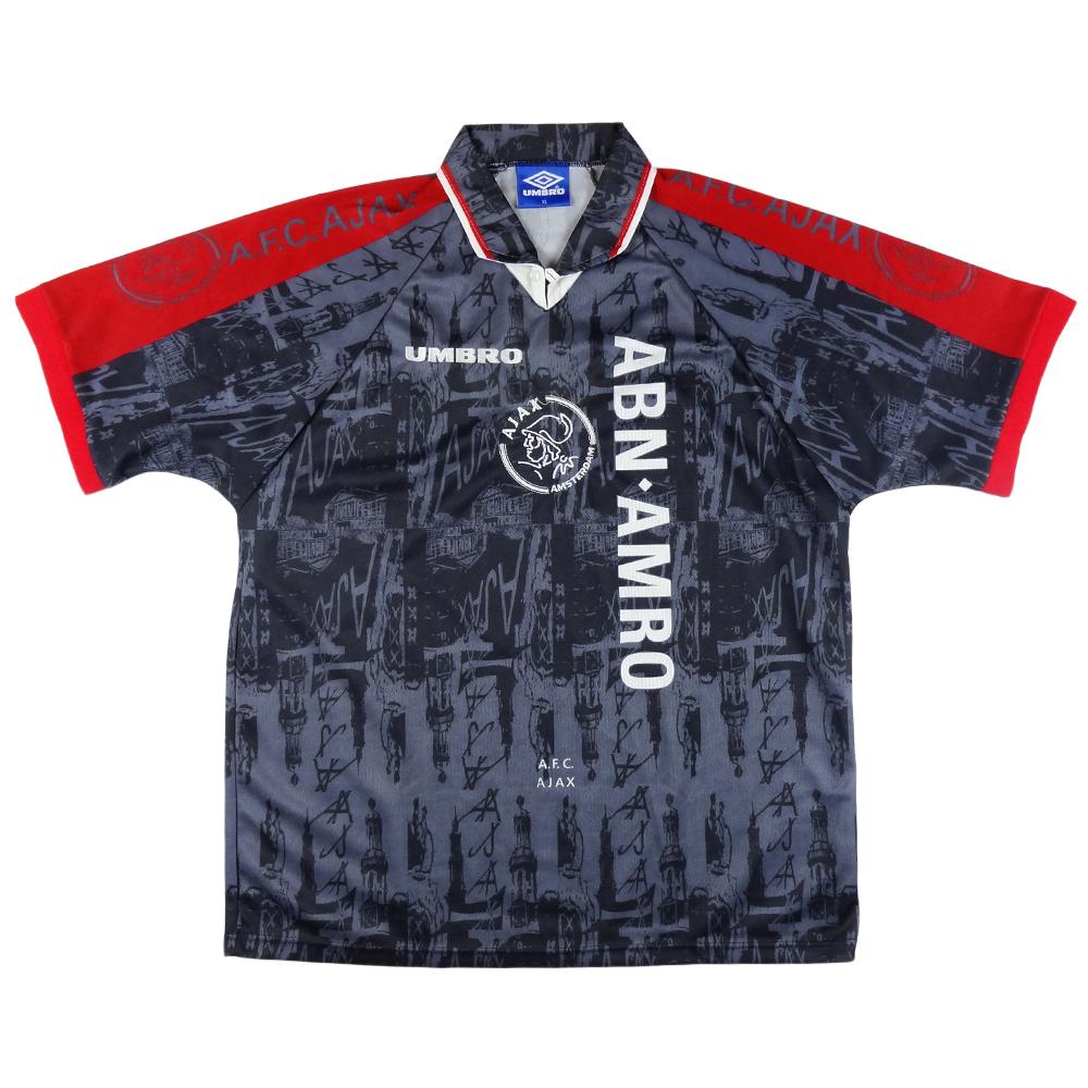 1996-97 Ajax Maglia Away XL (Top)