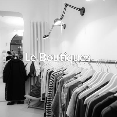 Le nostre boutiques