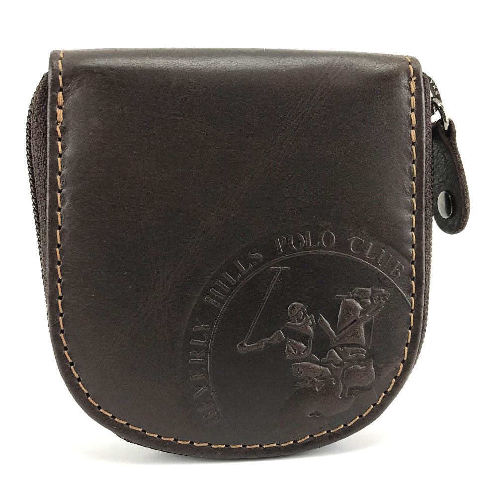 Coin holder Beverly Hills Polo Club CIRCLE BH-1199 T. moro