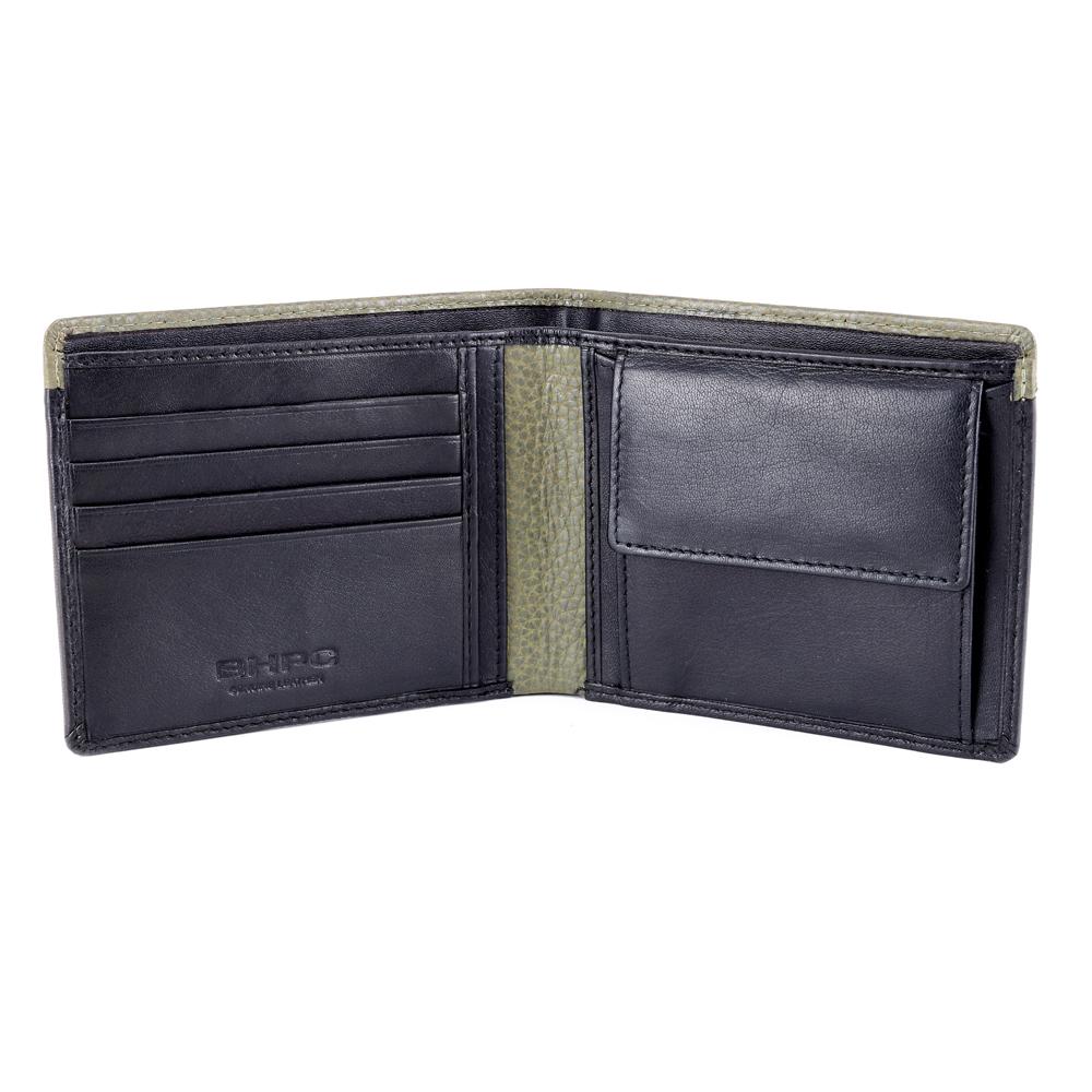Man wallet Beverly Hills Polo Club POCKET BH-1132 NERO
