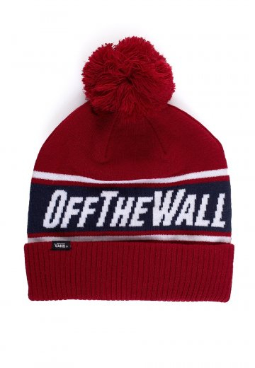 Cappello Vans Off The Wall Pom Beanie