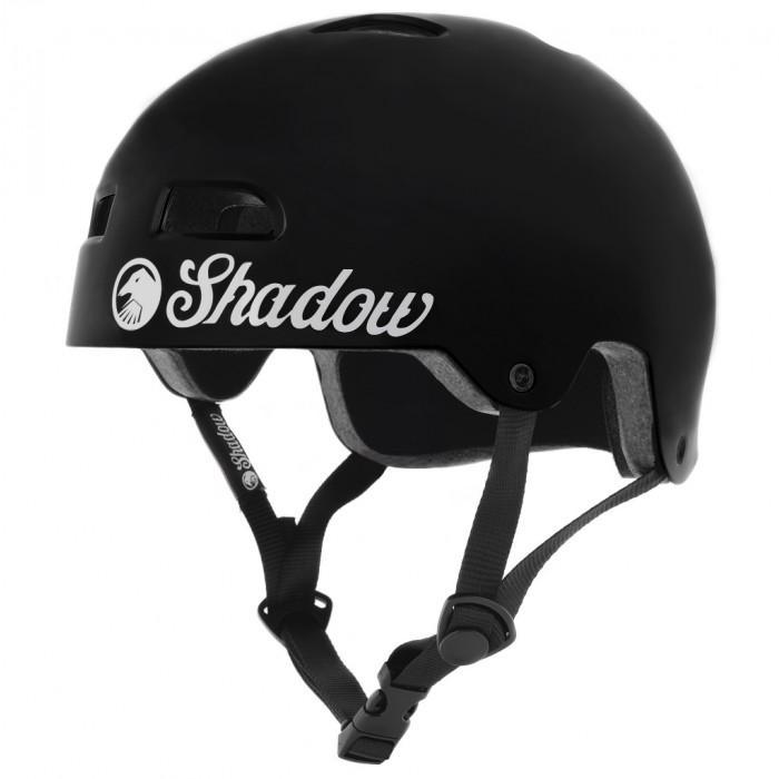 Shadow Classic Helmet   Colore Black