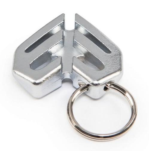 Keychain Spoke Wrench