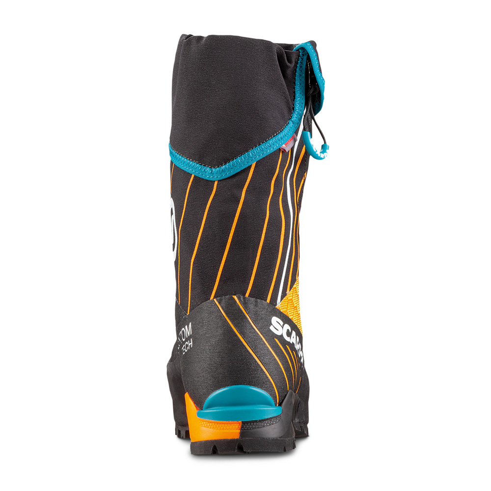 PHANTOM TECH   -   Cold weather mountaineering, Ice climbing   -   BLACK - BRIGHT ORANGE