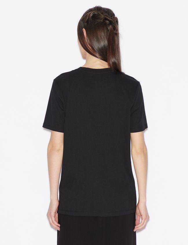 T-shirt donna ARMANI EXCHANGE boy fit