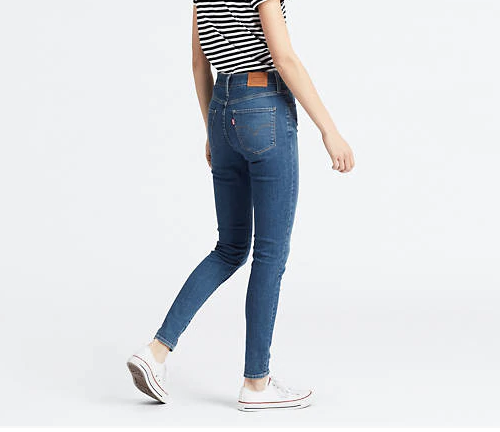 Jeans donna LEVI'S 720™ High-Waisted Super Skinny Jeans
