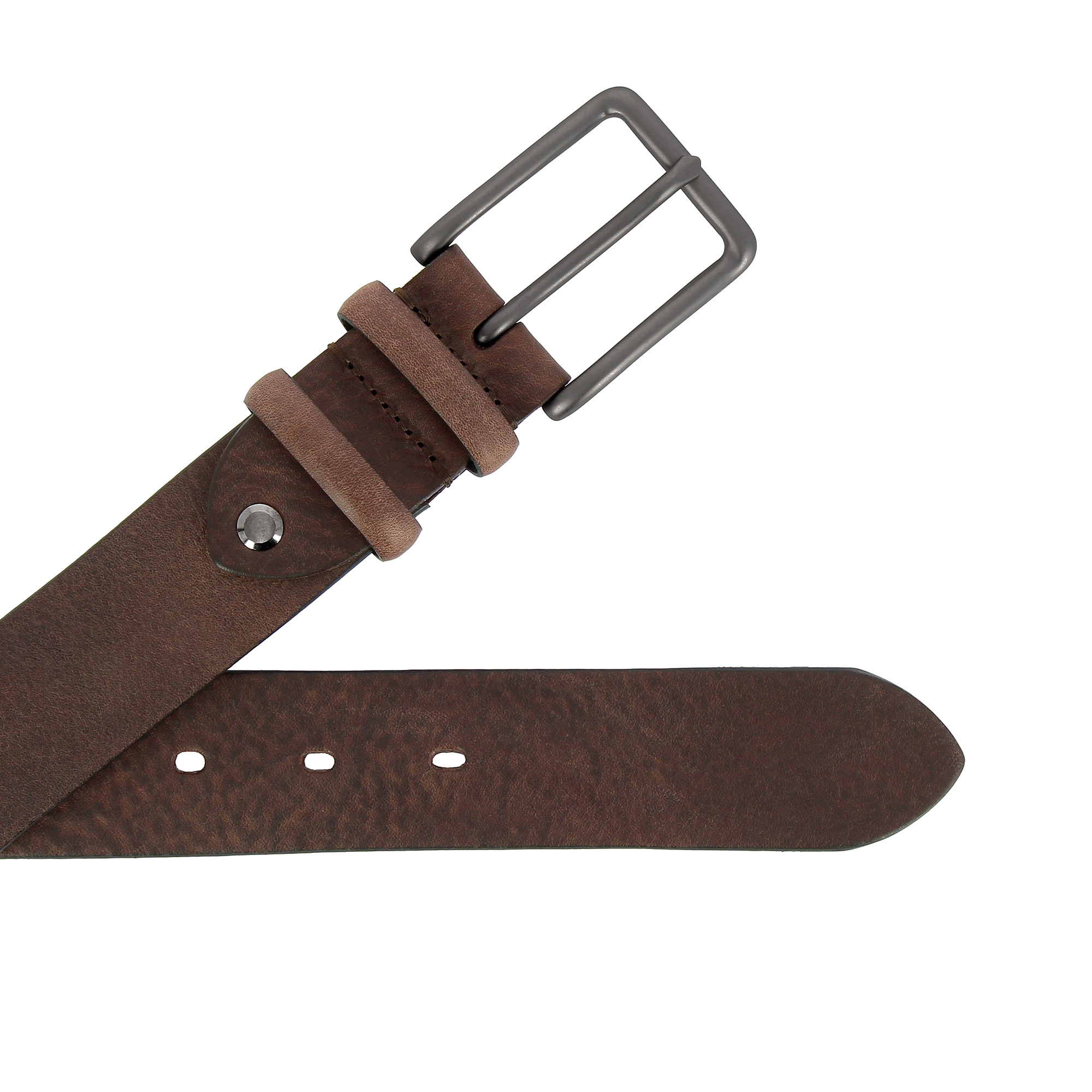 DuDu Timeless - Belt - Cocoa Brown
