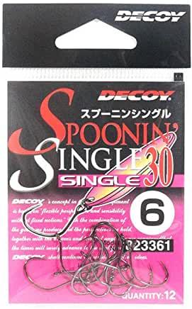 Decoy - Single spoonin' - Barbed