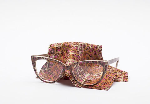 OKKI Atelier - the fabric eyewear