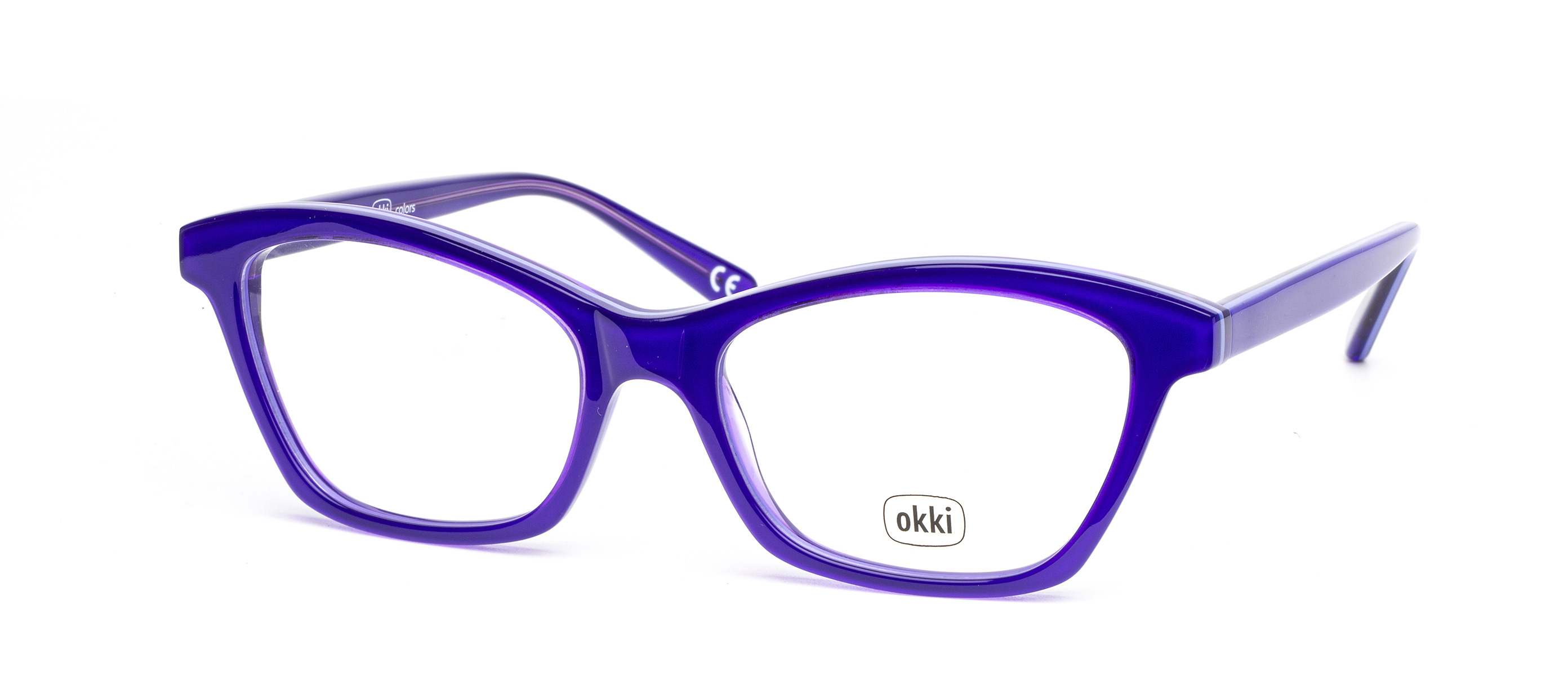 OKKI colors, the colored glasses by definition