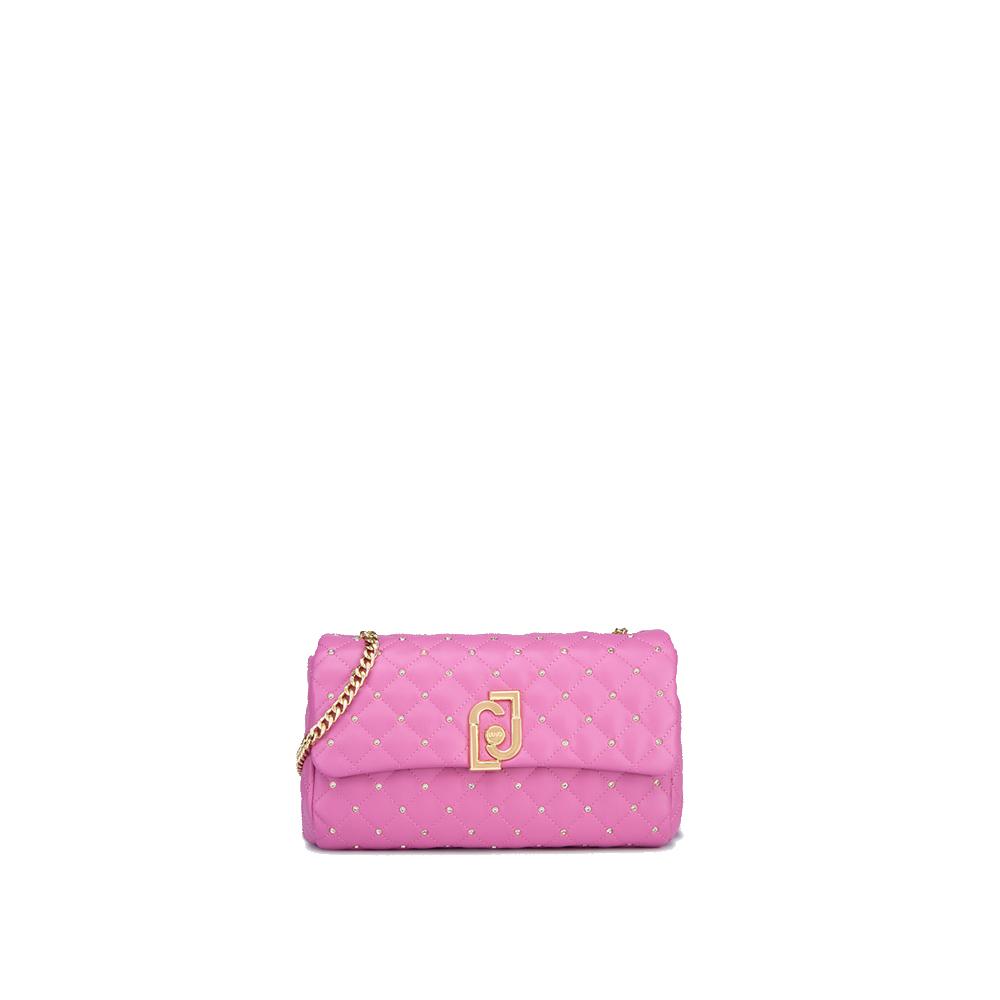 S CROSSBODY - Lj Bag piccola colore Pink bubble - LIU JO