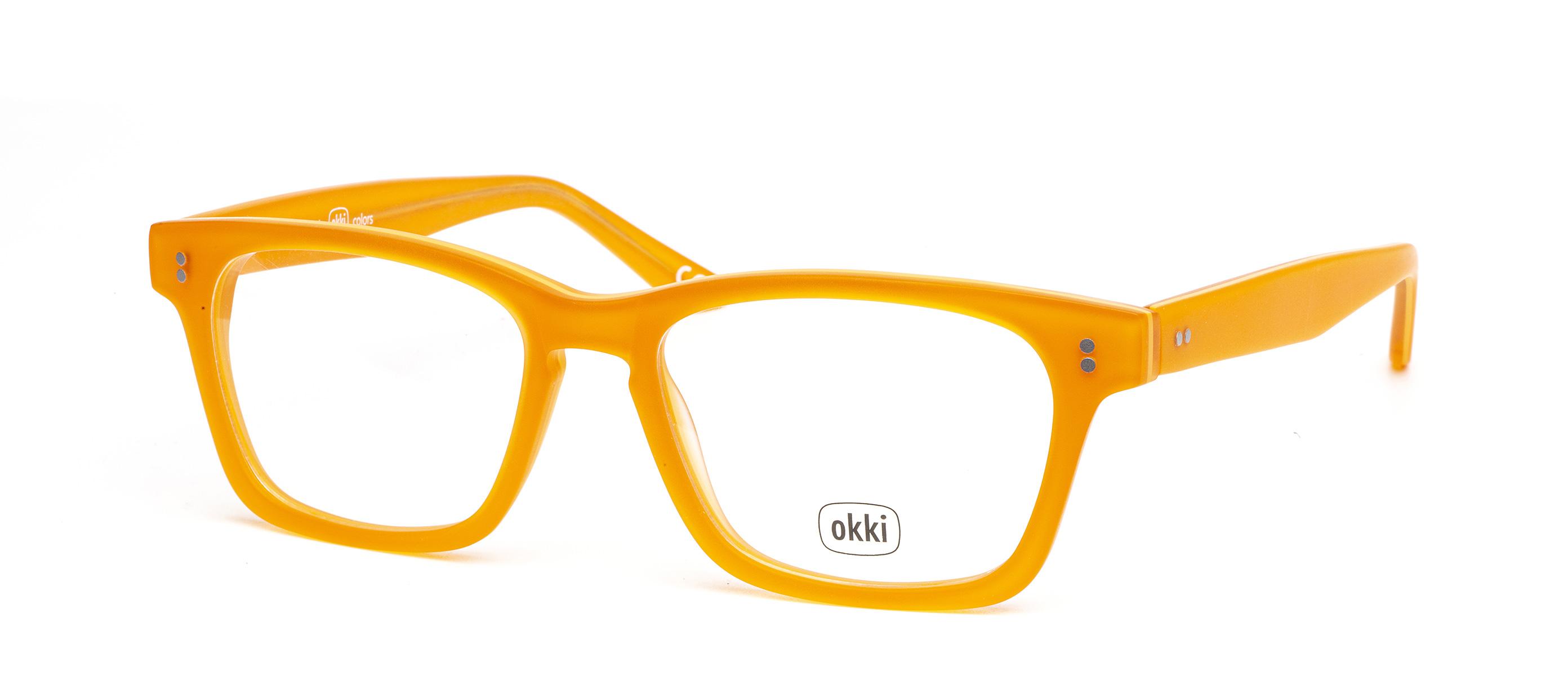 OKKI colors- gli occhiali per chi guarda il mondo a colori